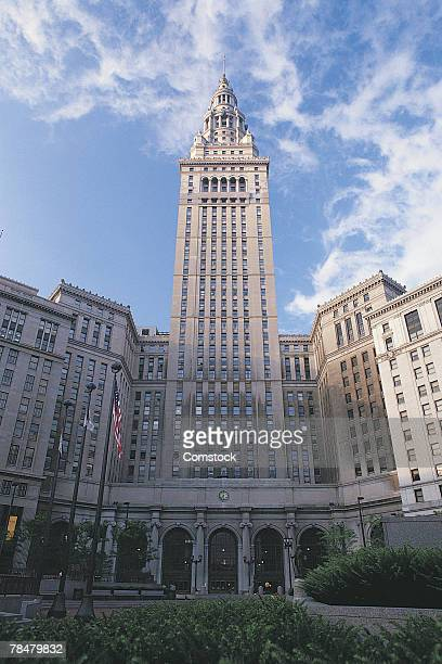 Terminal Tower , Cleveland , Ohio