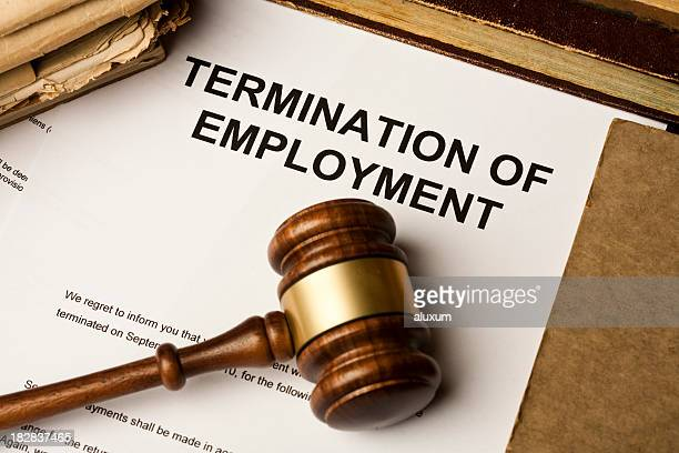 Termination of employment