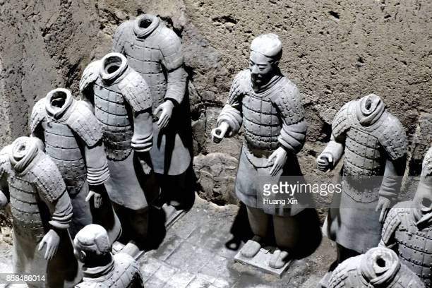 Terra Cotta Warriors, Xi'an City, China