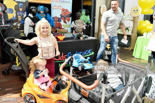 Terra Jole attends Step 2 Presents 6th Annual Celebrity Red CARpet Safety Awareness Event on September 23 2017 in Culver City California