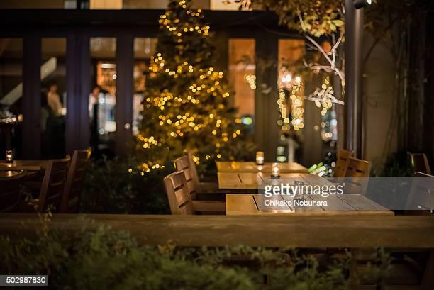 terrace seats