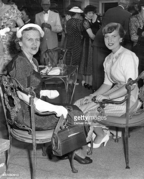 Terrace TalkGuests at the party included Mrs Wilfred G Eyre and her daughter Miss Jane Eyre The Eyres will leave soon to spend summer in England and...