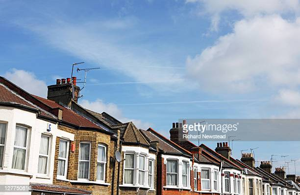 Terraced homes
