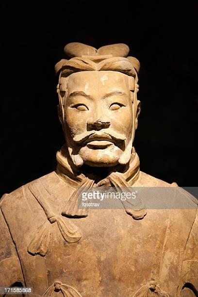 Terracotta Warrior in Xi'an, China