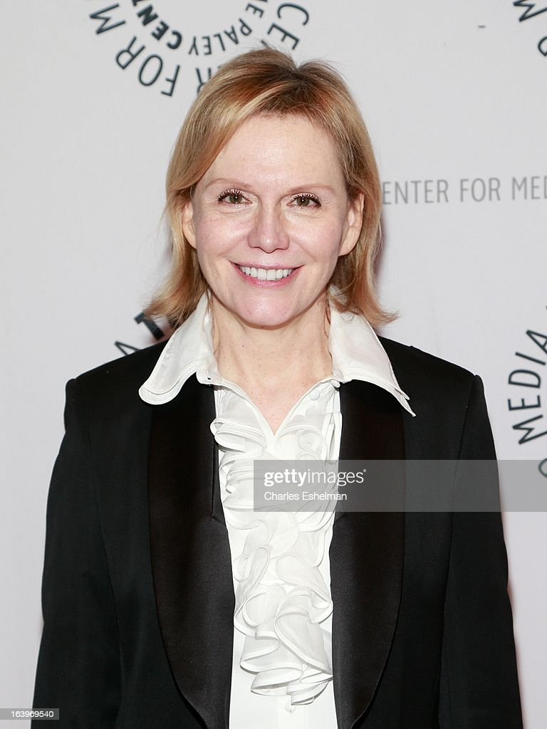 Terre Blair Hamlisc attends The Paley Center For Media Presents: The Music And Life Of Marvin Hamlisch at Paley Center For Media on March 18, 2013 in New York City.