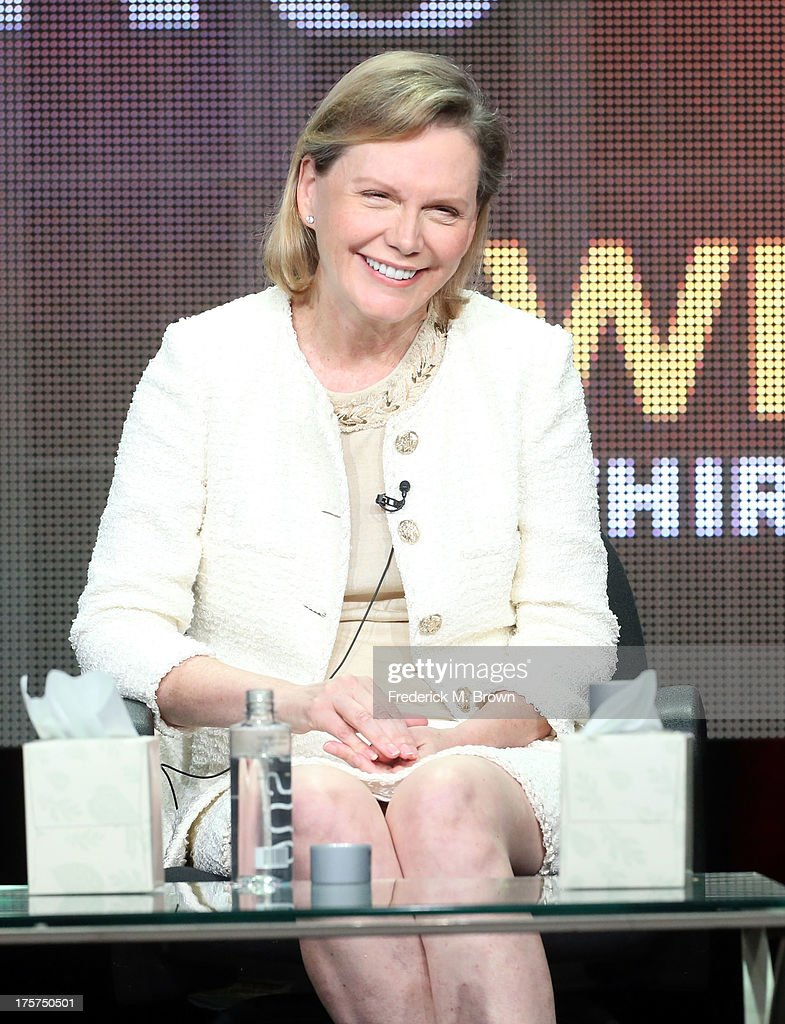 Terre Blair Hamlisch speaks onstage during the 'Marvin Hamlisch: The Way He Was' panel discussion at the PBS portion of the 2013 Summer Television Critics Association tour at the Beverly Hilton Hotel on August 7, 2013 in Beverly Hills, California.