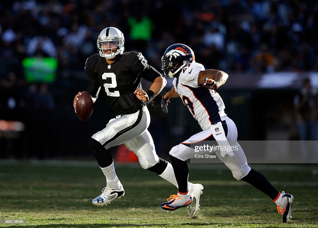 <a gi-track='captionPersonalityLinkClicked' href=/galleries/search?phrase=Terrelle+Pryor&family=editorial&specificpeople=4420918 ng-click='$event.stopPropagation()'>Terrelle Pryor</a> #2 of the Oakland Raiders in action against the Denver Broncos at O.co Coliseum on December 29, 2013 in Oakland, California.