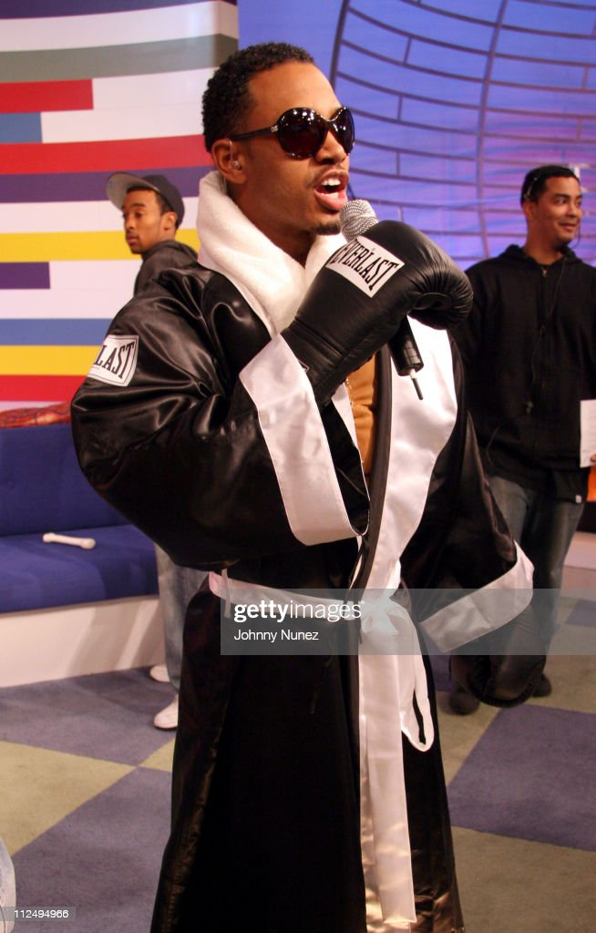 Terrence during Ciara Trick Daddy Ying Yang Twins and Eva Pigford Appear on 106 Park at BET Studios in New York City New York United States