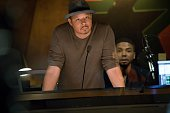Terrence Howard and Jussie Smollett in the True Love Never episode of EMPIRE airing Wednesday Nov 11 on FOX