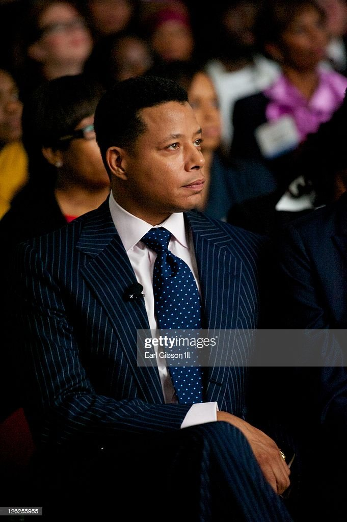<a gi-track='captionPersonalityLinkClicked' href=/galleries/search?phrase=Terrence+Howard&family=editorial&specificpeople=215196 ng-click='$event.stopPropagation()'>Terrence Howard</a> attends a special screening about the Tuskegee Airmen at the Congressional Black Caucus Foundation's 41st annual legislative conference on September 23, 2011 in Washington, DC.