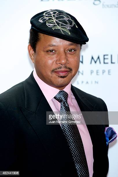 Terrence Howard attends Global Gift Gala 2014 at Melia Don Pepe Hotel on July 20 2014 in Marbella Spain