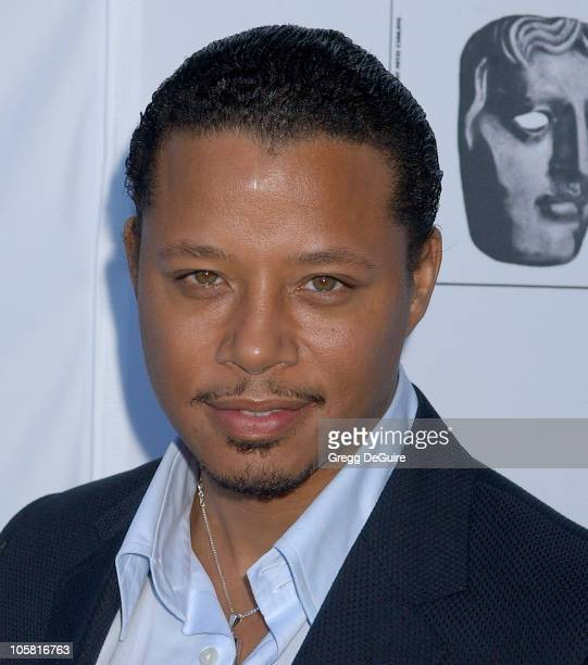 Terrence Howard during 12th Annual BAFTA/LA Tea Party Arrivals at The Park Hyatt Los Angeles Hotel in Los Angeles California United States