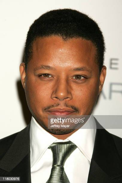 Terrence Howard during Cosmopolitan Presents Its Fun Fearless Male Awards Arrivals at Day After in Hollywood California United States