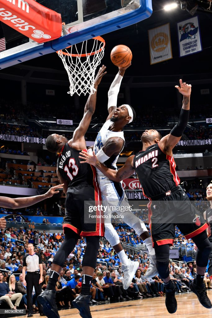 Miami Heat v Orlando Magic