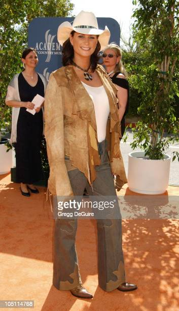 Terri Clark during 38th Annual Academy of Country Music Awards Arrivals at Mandalay Bay Event Center in Las Vegas Nevada United States
