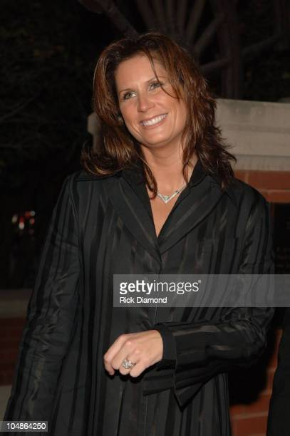 Terri Clark during 43rd Annual ASCAP Country Music Awards ASCAP at The Ryman at Ryman Auditorium in Nashville Tennesse United States