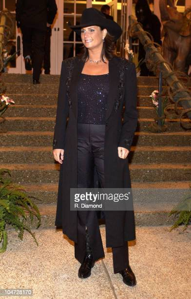 Terri Clark during ASCAP 40th Annual Country Music Awards at The Opryland Hotel in Nashville Tennessee United States