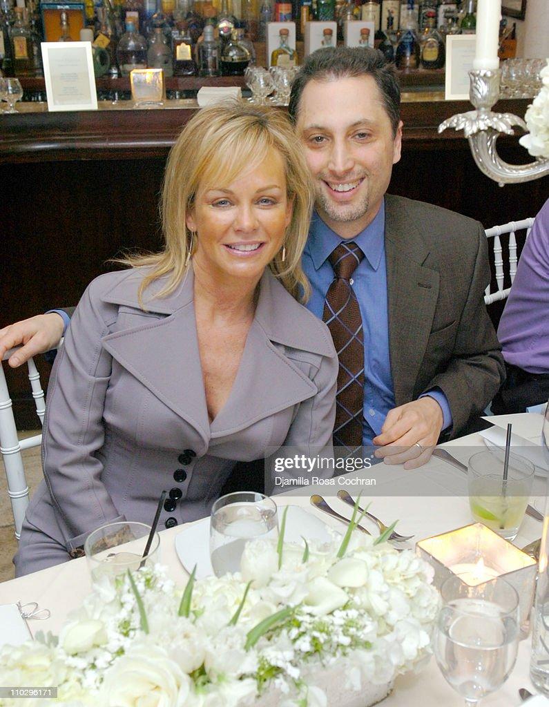 Terri guzy and daniel hartenstein during vida tequila for Terri restaurant