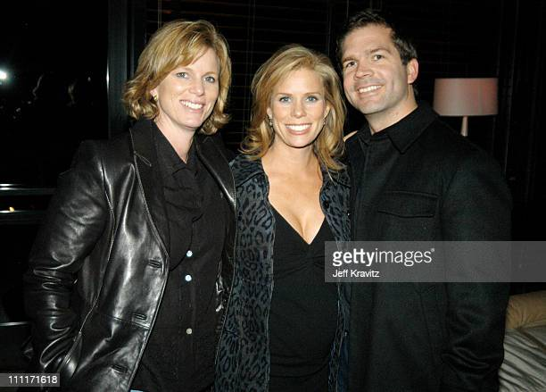 Terri Hines Cheryl Hines and Paul Young *Exclusive*