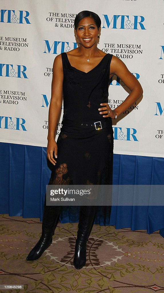 <a gi-track='captionPersonalityLinkClicked' href=/galleries/search?phrase=Terri+J.+Vaughn&family=editorial&specificpeople=243134 ng-click='$event.stopPropagation()'>Terri J. Vaughn</a> during The Museum of Television and Radio Annual Los Angeles Gala - Arrivals at The Beverly Hills Hotel in Beverly Hills, California, United States.