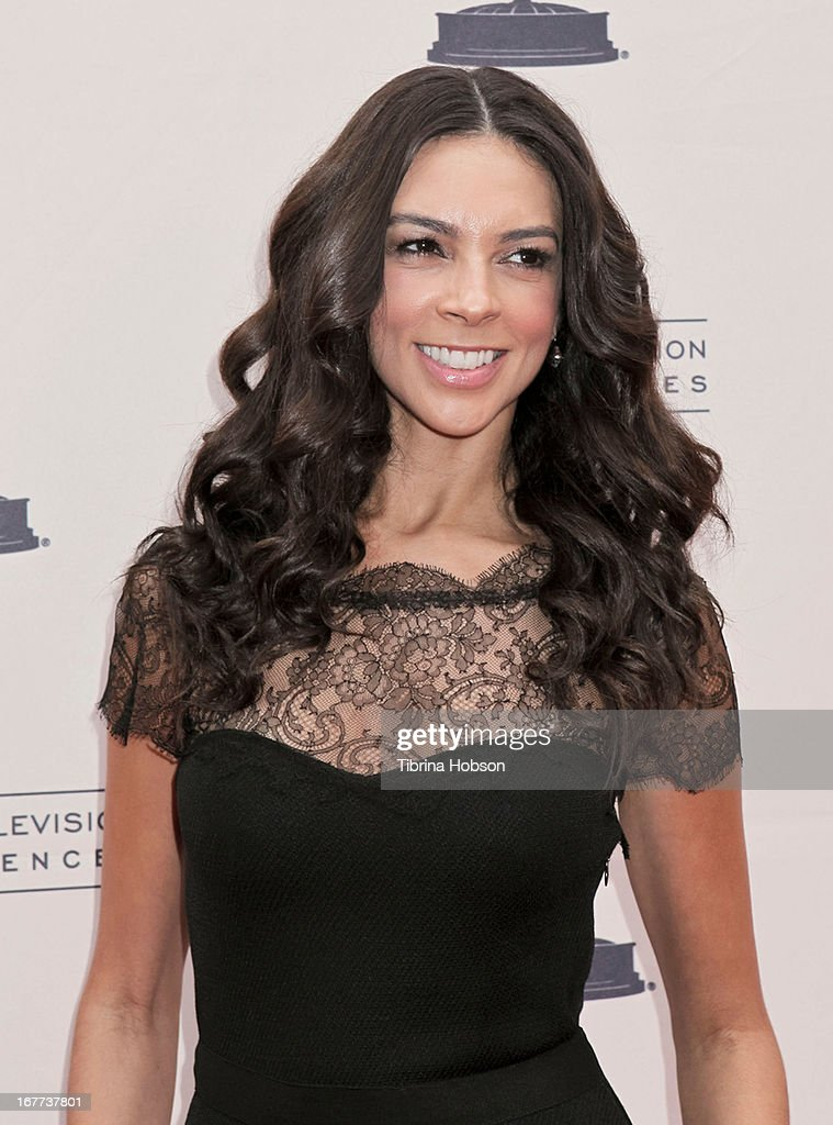 Terri Seymour attends the Academy of Television Arts & Sciences presents an evening with Michael Buble at the Wadsworth Theater on April 28, 2013 in Los Angeles, California.