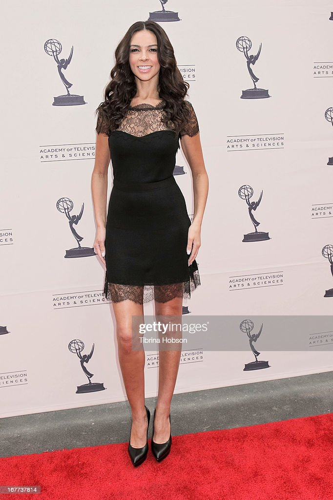 <a gi-track='captionPersonalityLinkClicked' href=/galleries/search?phrase=Terri+Seymour&family=editorial&specificpeople=226697 ng-click='$event.stopPropagation()'>Terri Seymour</a> attends the Academy of Television Arts & Sciences presents an evening with Michael Buble at the Wadsworth Theater on April 28, 2013 in Los Angeles, California.