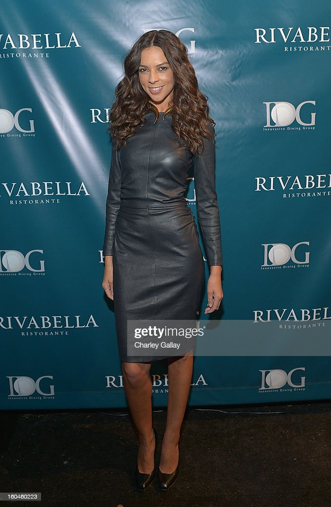 Terri Seymour attends the Grand Opening of RivaBella Ristorante on January 31, 2013 in West Hollywood, California.