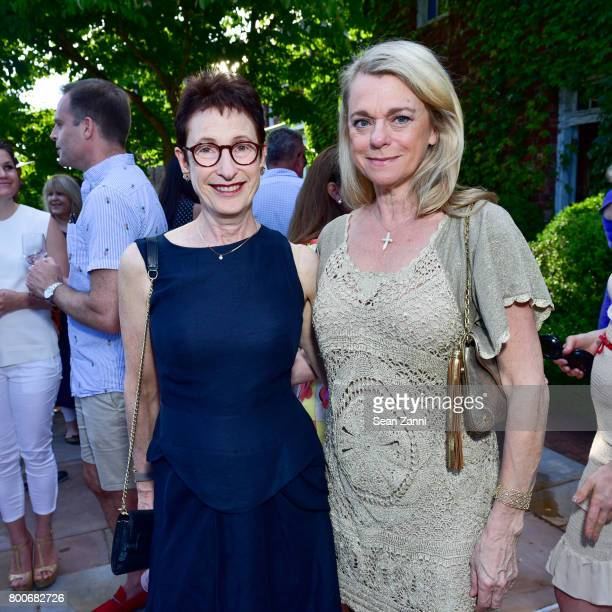 Terrie Sultan and Debbie Bancroft attend Maison Gerard Presents Marino di Teana A Lifetime of Passion and Expression at Michael Bruno and Alexander...