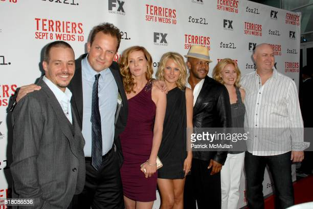 Terriers Cast attend Screening Of FX's 'Terriers' at ArcLight Cinemas on September 7th 2010 in Hollywood California