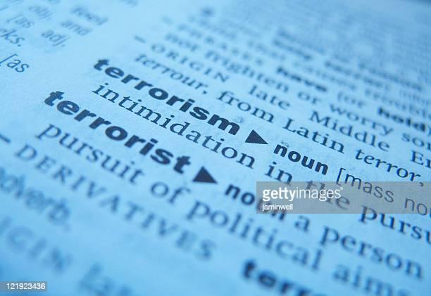 Terrorismus definiert