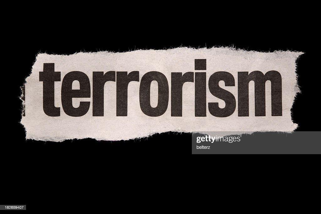terrorism : Stock Photo