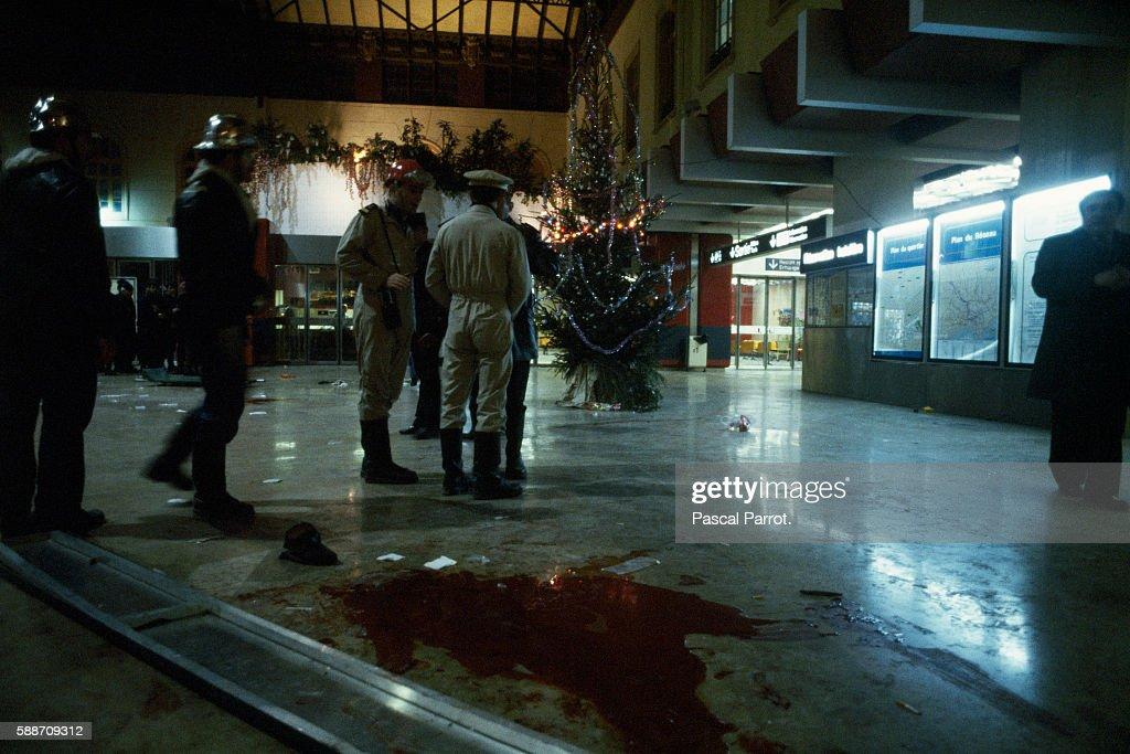 Terrorist Attack at the Gare de MarseilleSaintCharles