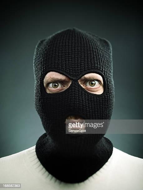 Terroristischen Porträt