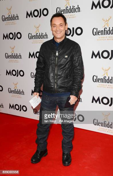 Terry Christian arrives at the Mojo Awards at the Brewery in London