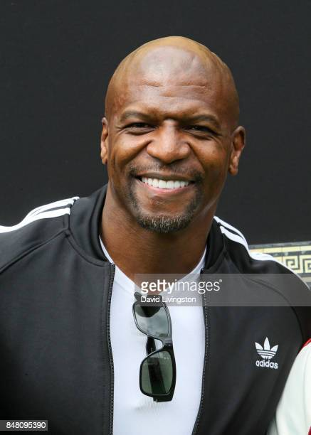Terry Crews at the premiere of Warner Bros Pictures' 'The LEGO Ninjago Movie' at Regency Village Theatre on September 16 2017 in Westwood California