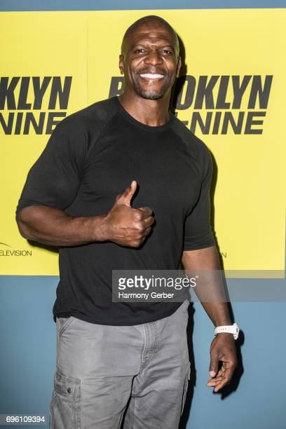 Terry Crews attends Fox's 'Brooklyn NineNine' FYC @ UCB Sunset Theater on June 14 2017 in Los Angeles California