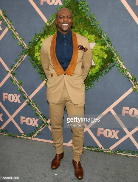 Terry Crews attends the FOX Fall Party on September 25 2017 in Los Angeles California