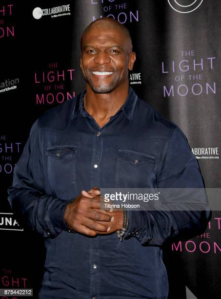 Terry Crews attends 'The Light Of The Moon' Los Angeles premiere at Laemmle Monica Film Center on November 16 2017 in Santa Monica California