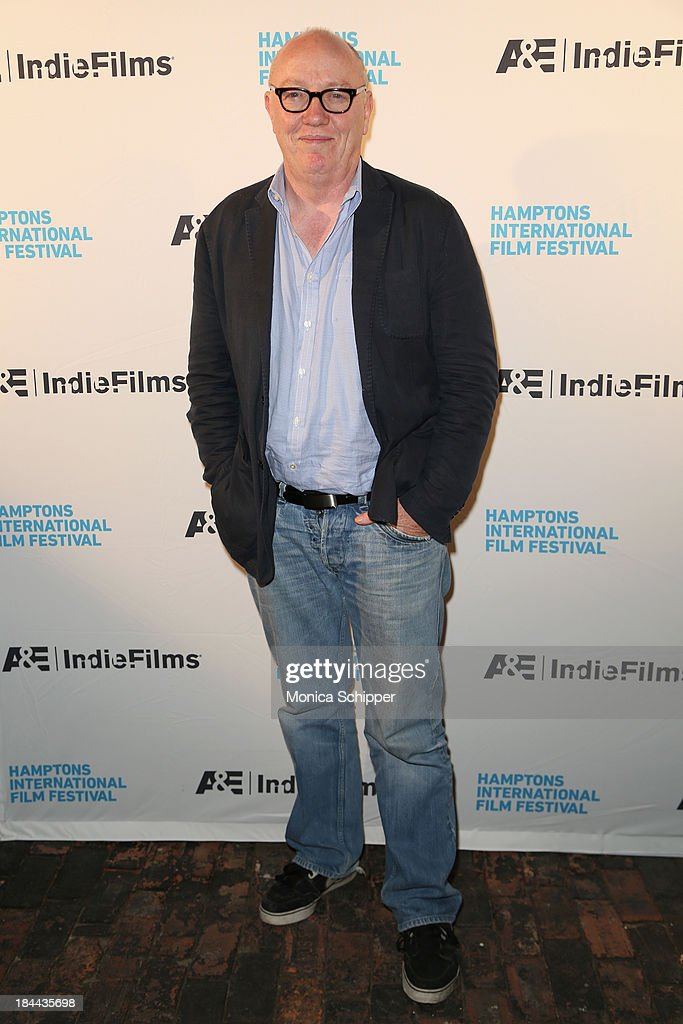 <a gi-track='captionPersonalityLinkClicked' href=/galleries/search?phrase=Terry+George&family=editorial&specificpeople=208726 ng-click='$event.stopPropagation()'>Terry George</a> attends the 21st Annual Hamptons International Film Festival on October 13, 2013 in East Hampton, New York.