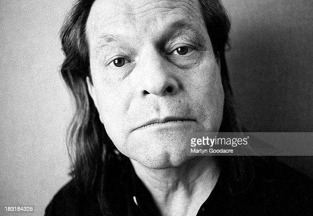 Terry Gilliam Americanborn British screenwriter film director animator actor and member of the Monty Python comedy troupe portrait United Kingdom 1994