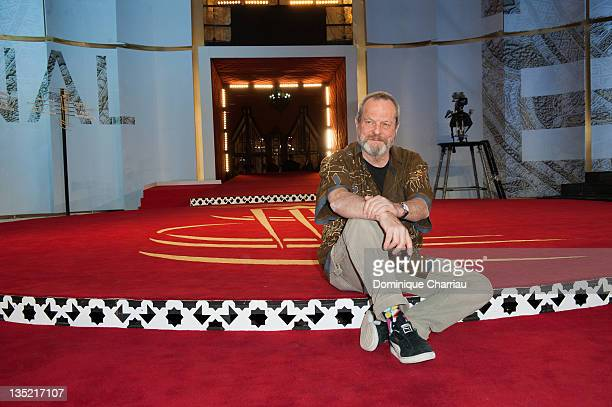 Terry Gilliam attends a photocall during Marrakech International Film Festival 2011 on December 7 2011 in Marrakech Morocco