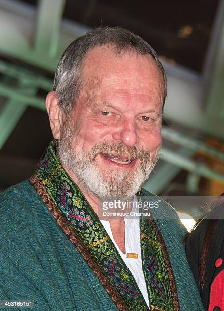 Terry Gilliam attends the 'The Zero Theorem' premiere at 13th Marrakech International Film Festival on December 2 2013 in Marrakech Morocco