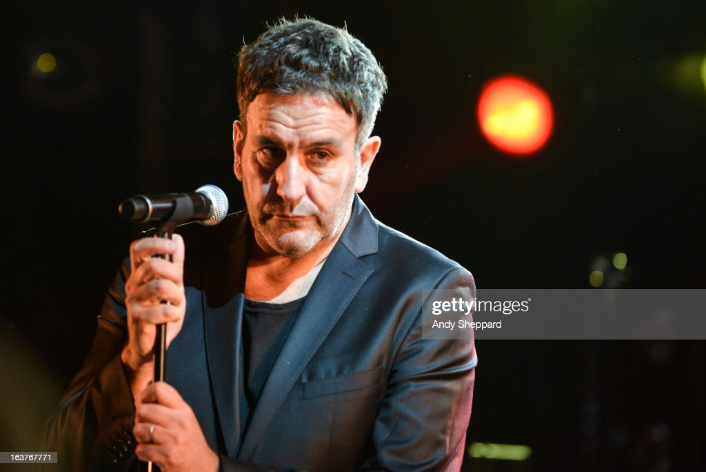 Terry Hall of the band The Specials performs on stage at Hype Hotel during Day 3 of SXSW 2013 Music Festival on March 14, 2013 in Austin, Texas.