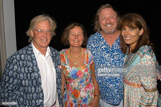 Terry Halsey Mimi Halsey Eames Yates and Pamela Taylor attend Party to Celebrate the Upcoming Marriage of Pamela Taylor and Eames Yates Hosted by...