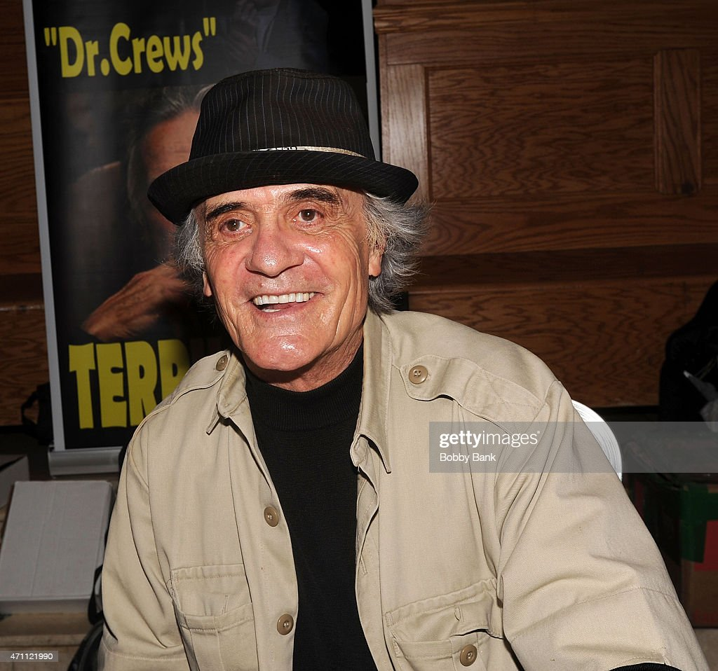 terry kiser height