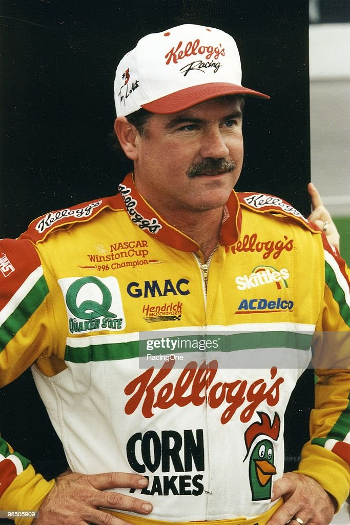 Terry Labonte drove the No 5 Kellogg'ssponsored Chevrolet for owner Rick Hendrick from 1994 through 2004 winning the 1996 Winston Cup championship