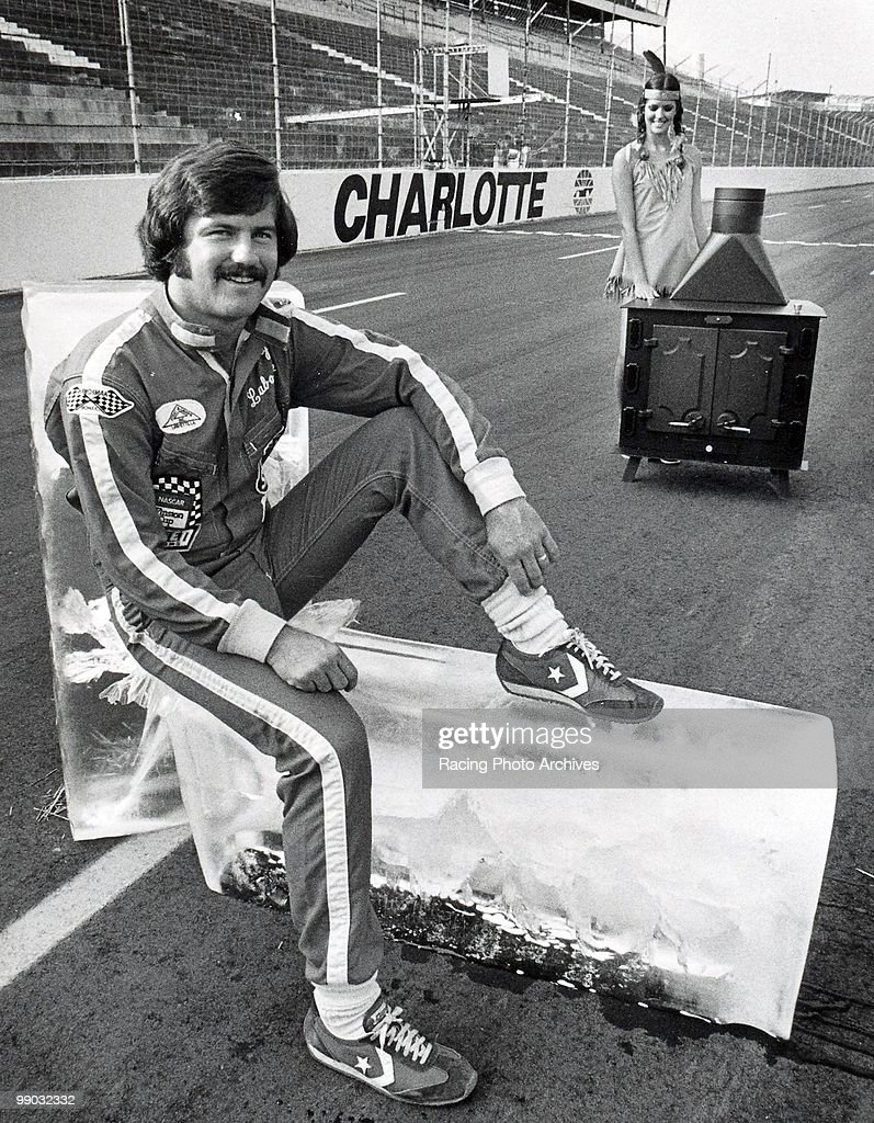 Terry Labonte trys to 'chill out' befor ehte World 600 Labonte would finish 14th and take home $10125 for the race