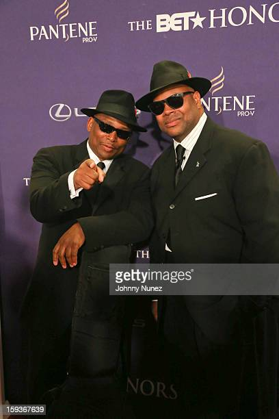 Terry Lewis and Jimmy Jam attend BET Honors 2013 at Warner Theatre on January 12 2013 in Washington DC