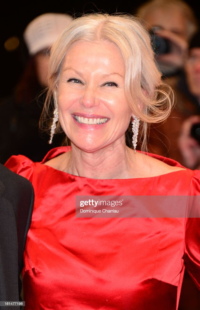 Terry Norton attends the 'Layla Fourie' Premiere during the 63rd Berlinale International Film Festival at the Berlinale Palast on February 11, 2013 in Berlin, Germany.