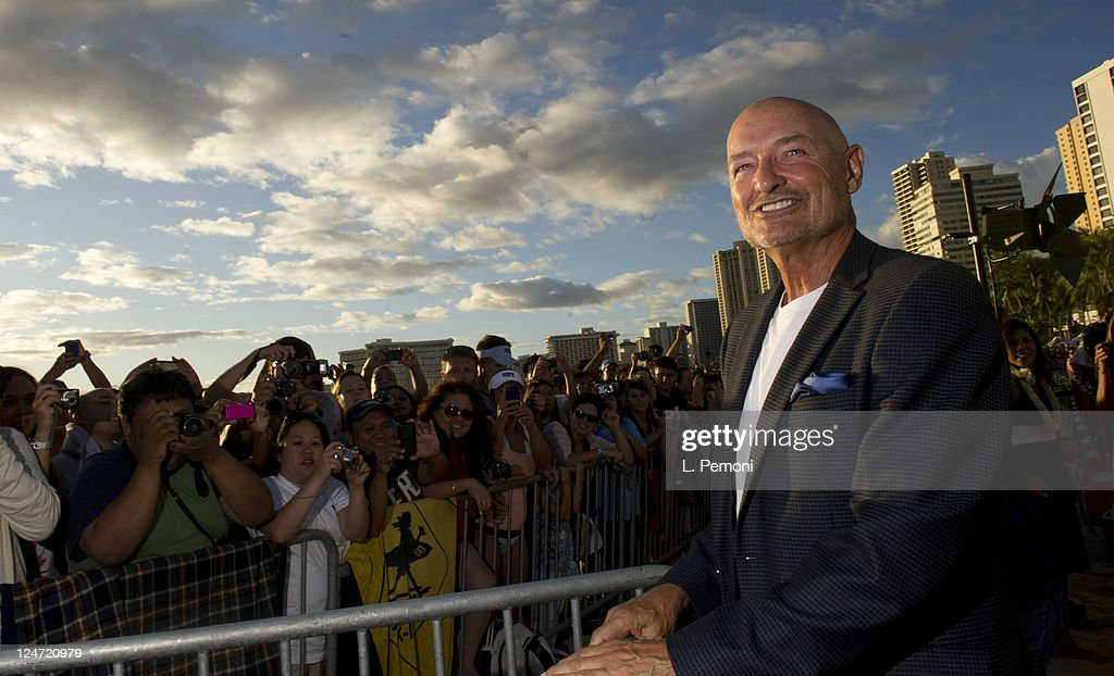 <a gi-track='captionPersonalityLinkClicked' href=/galleries/search?phrase=Terry+O%27Quinn&family=editorial&specificpeople=613081 ng-click='$event.stopPropagation()'>Terry O'Quinn</a> attends the screening of 'Hawaii Five-0' Season 2 on September 10, 2011 in Waikiki, Hawaii.